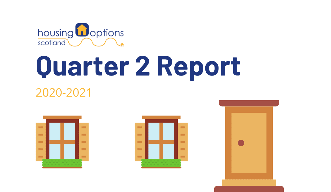 Quarter 2 Report