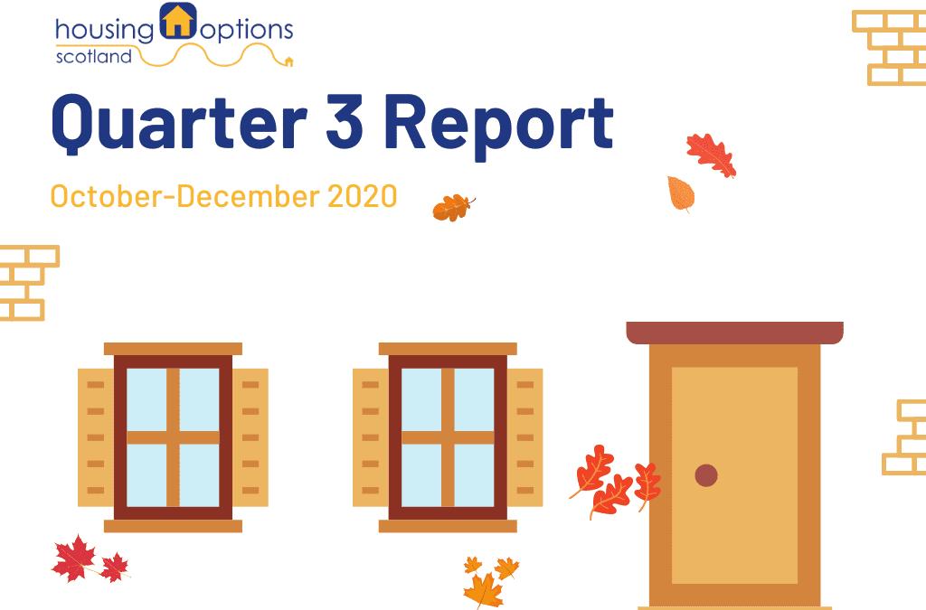 Q3 Report