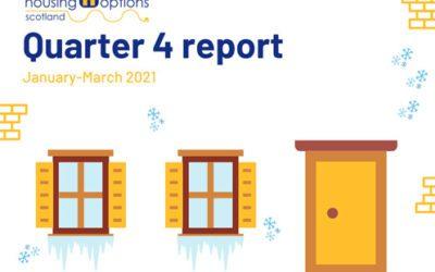 Quarter 4 Report 2020-2021