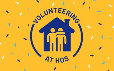 Housing Options Scotland celebrates Volunteers' Week Scotland