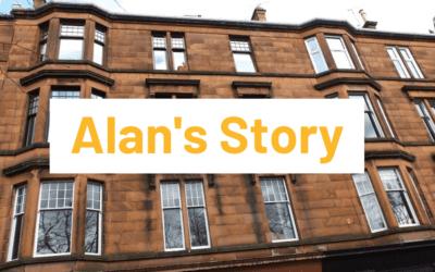 Alan's Story: Homelessness to Veteran's Housing