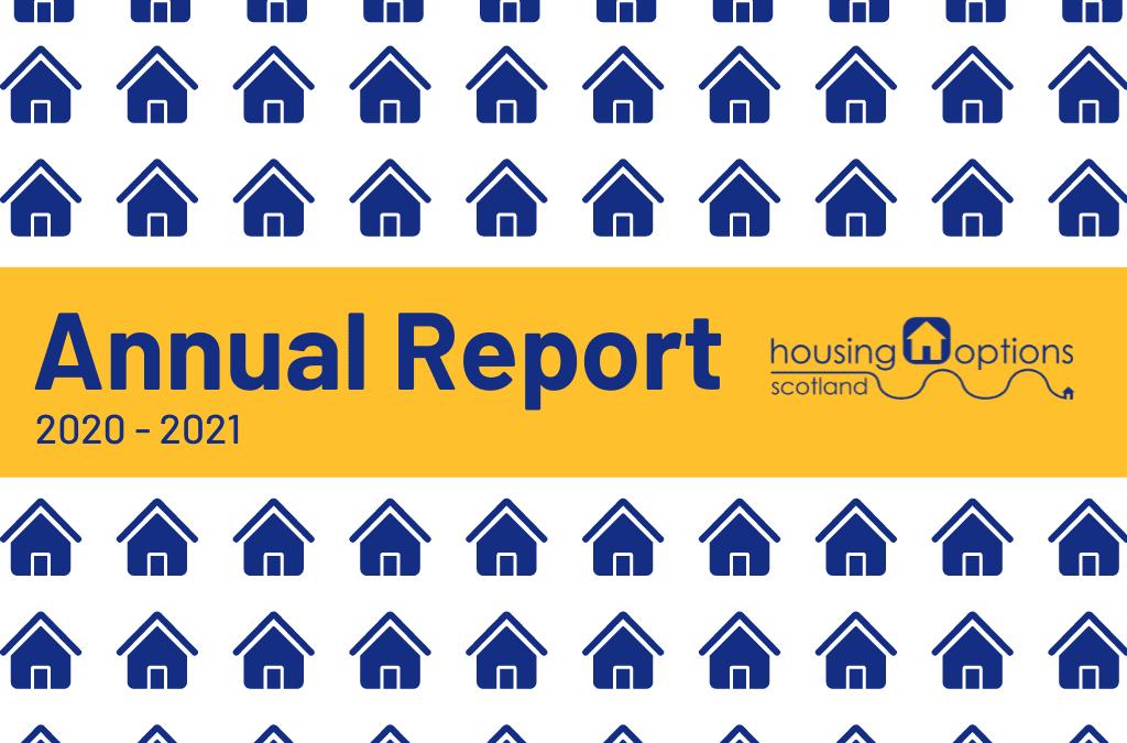 Annual Report: 2020-2021